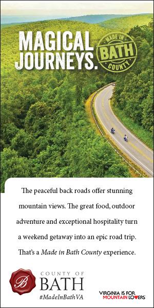 Bath County Magical Journeys 300x600 Banner Ad
