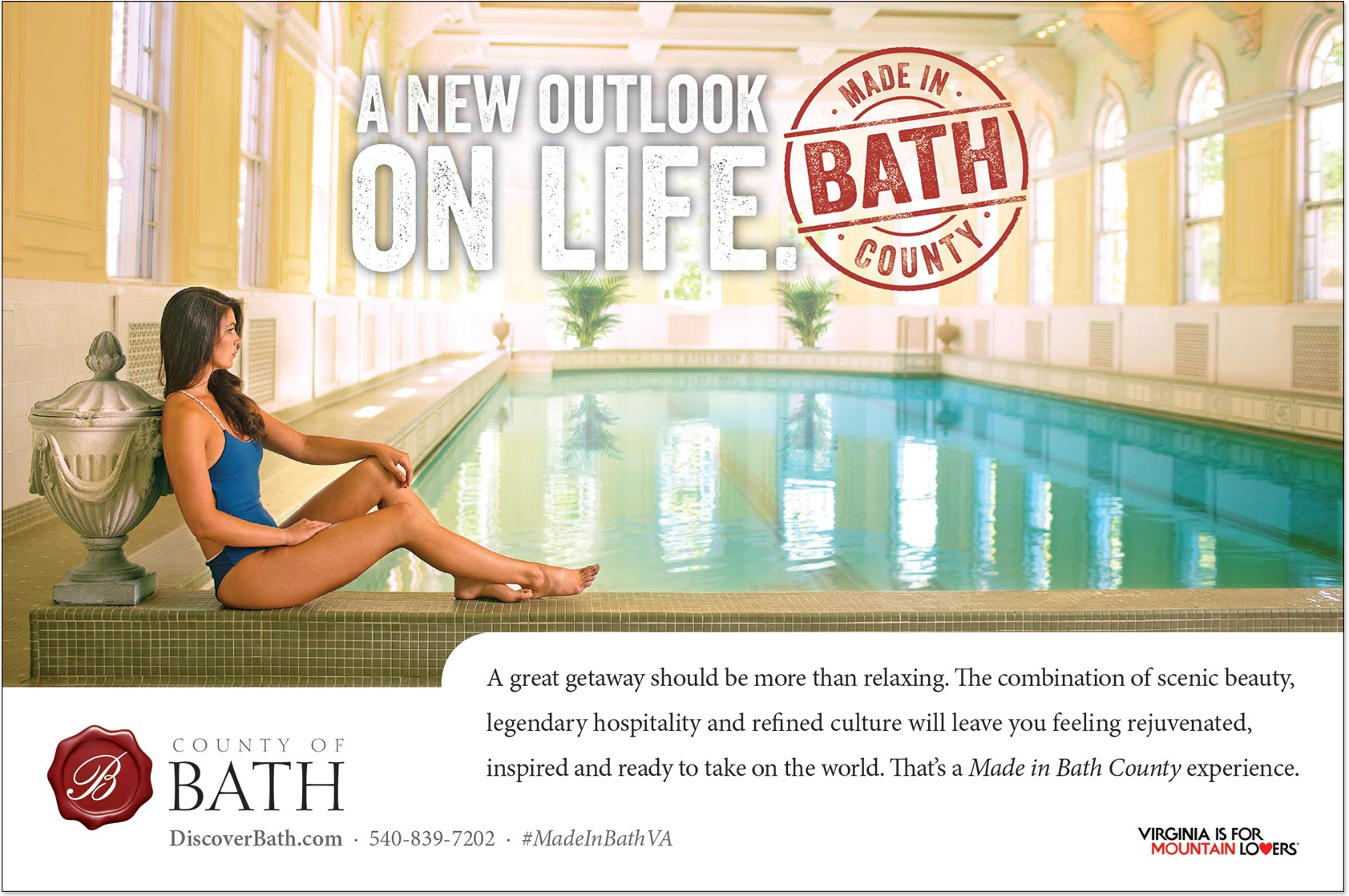 Bath County New Outlook on Life Ad