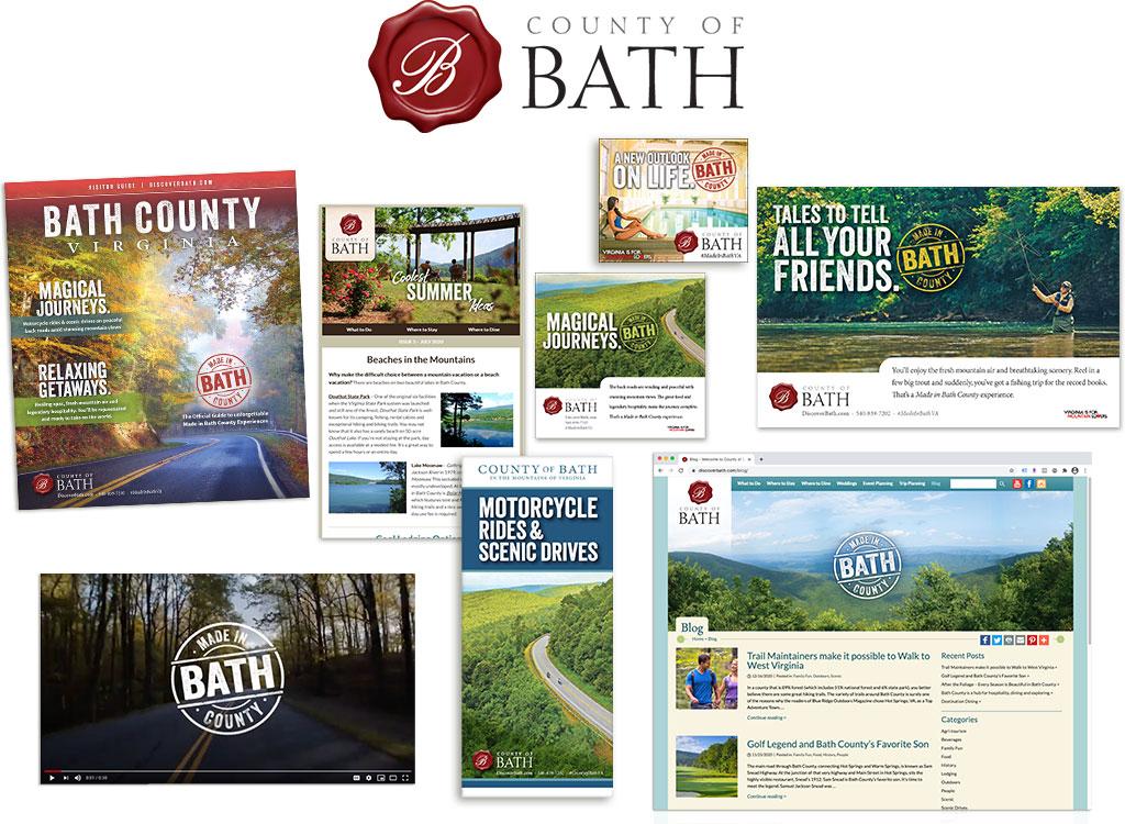 Bath County Virginia Case Study samples